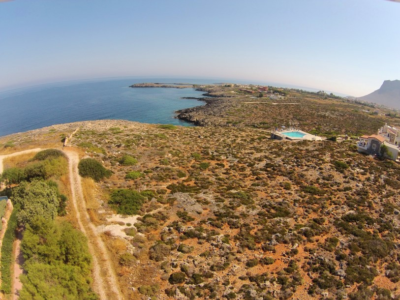 land-for-sale-in-Crete-seafront-views